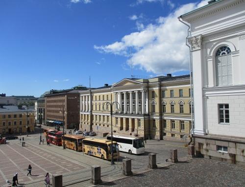 Toivon valoisaa tulevaisuutta HY:lle ja suomalaisille yliopistoille