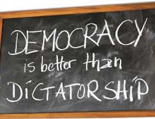 Miksi demokratia ajettiin alas yliopistoissa?